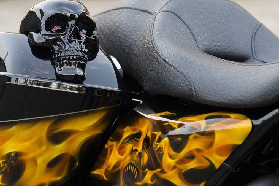 Harley Davidson Ghost Rider