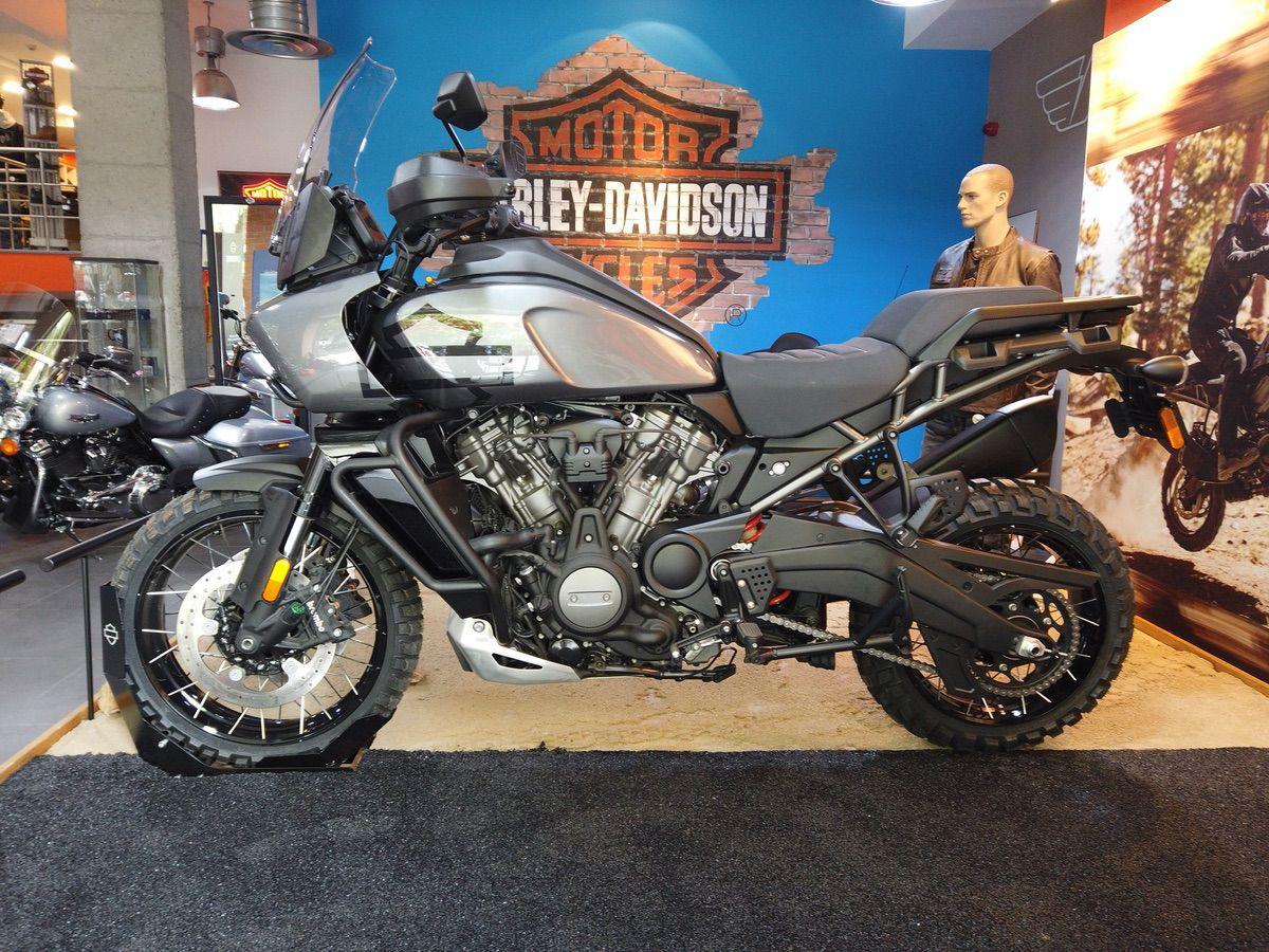 Harley Davidson Pan América en España