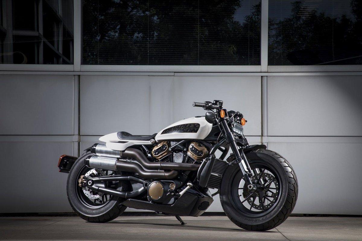 Nueva Harley-Davidson Sportster S: revolución con 121 CV