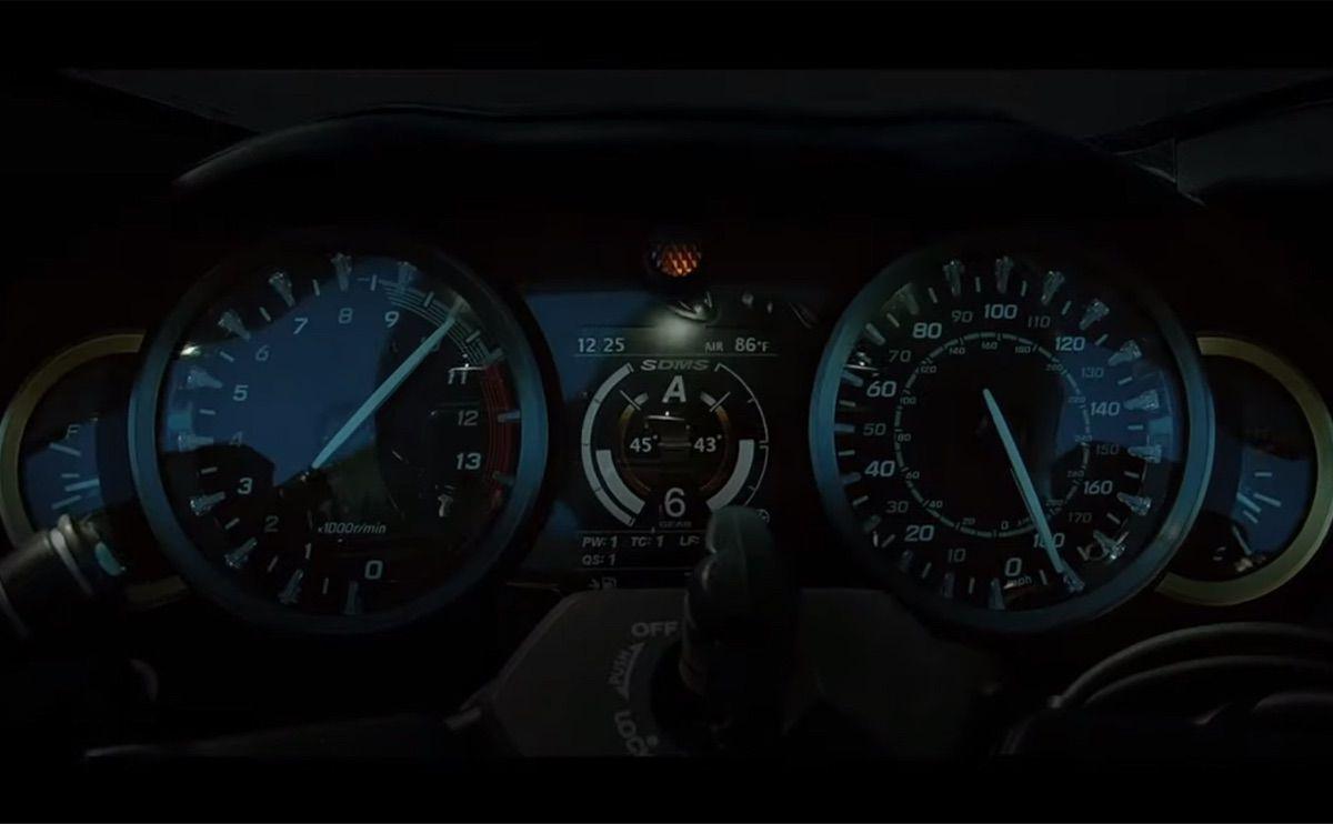 Vídeo | ¿Nueva Suzuki Hayabusa?