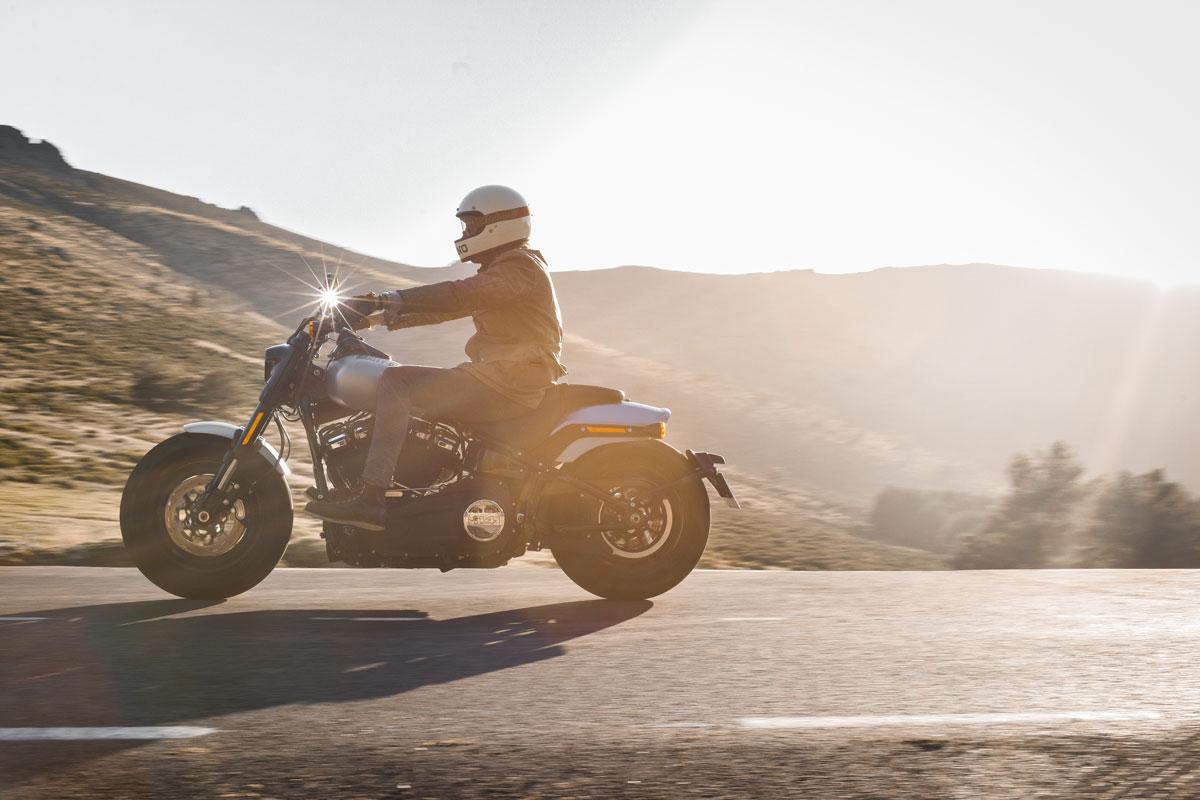 Harley Davidson Fat Bob 2020