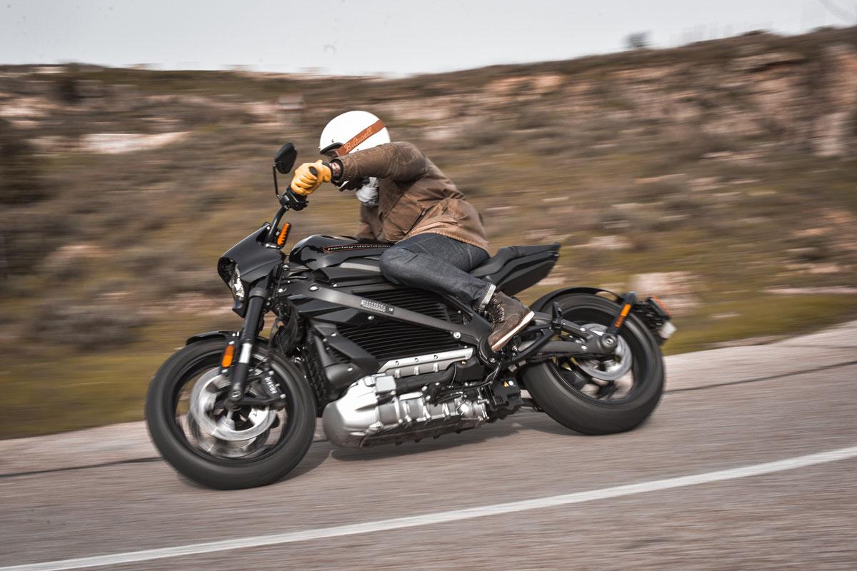 Prueba Harley Davidson Livewire: Sensaciones silenciosas