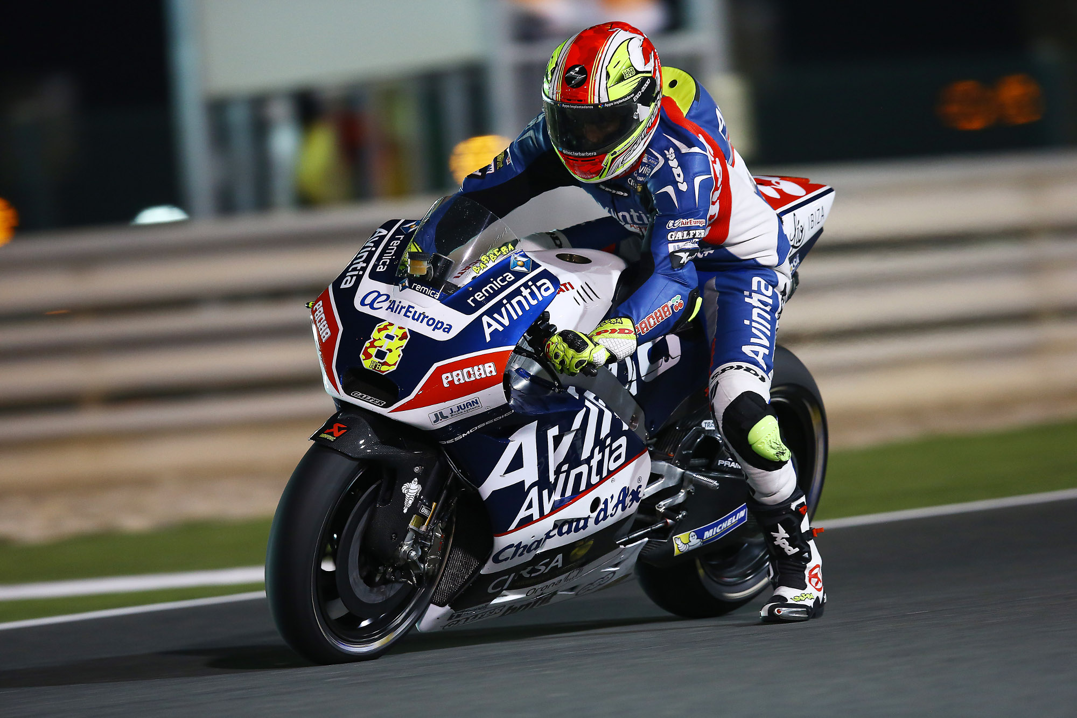 Héctor Barberá sustituye a Iannone en el GP de Japón