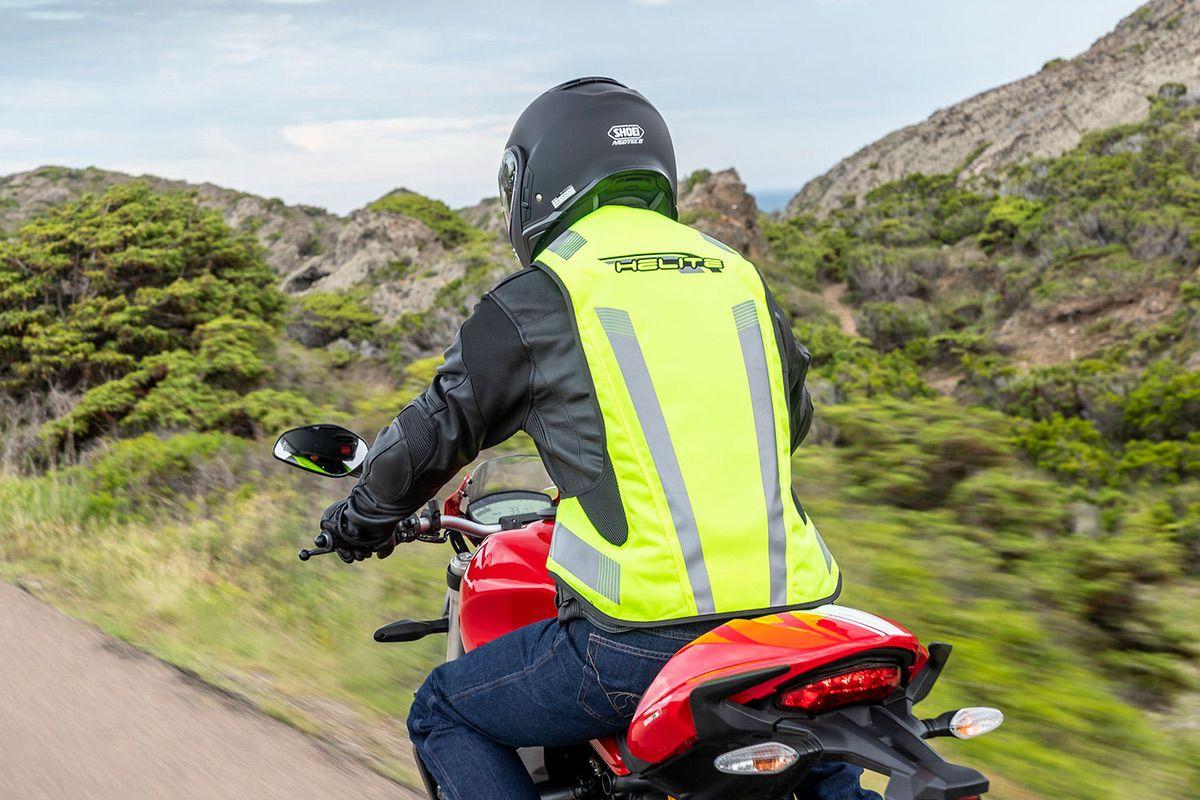 visible en moto
