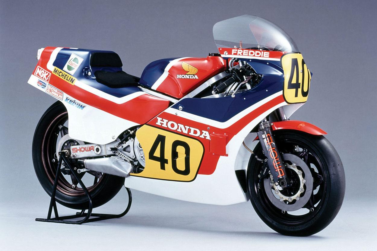 Honda NS 500 de 1982