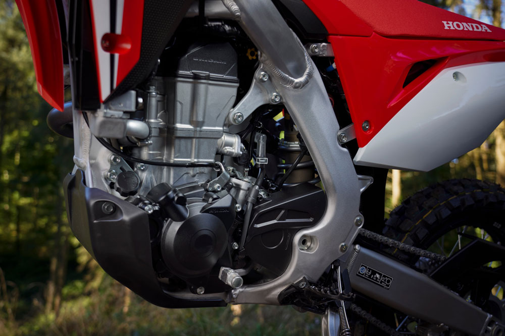 Honda CRF 450 L 2020