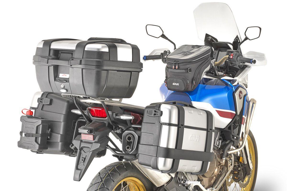 Accesorios Givi para Honda Africa Twin
