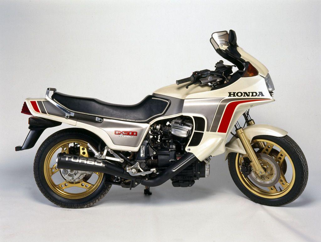 Honda CB 500 Turbo