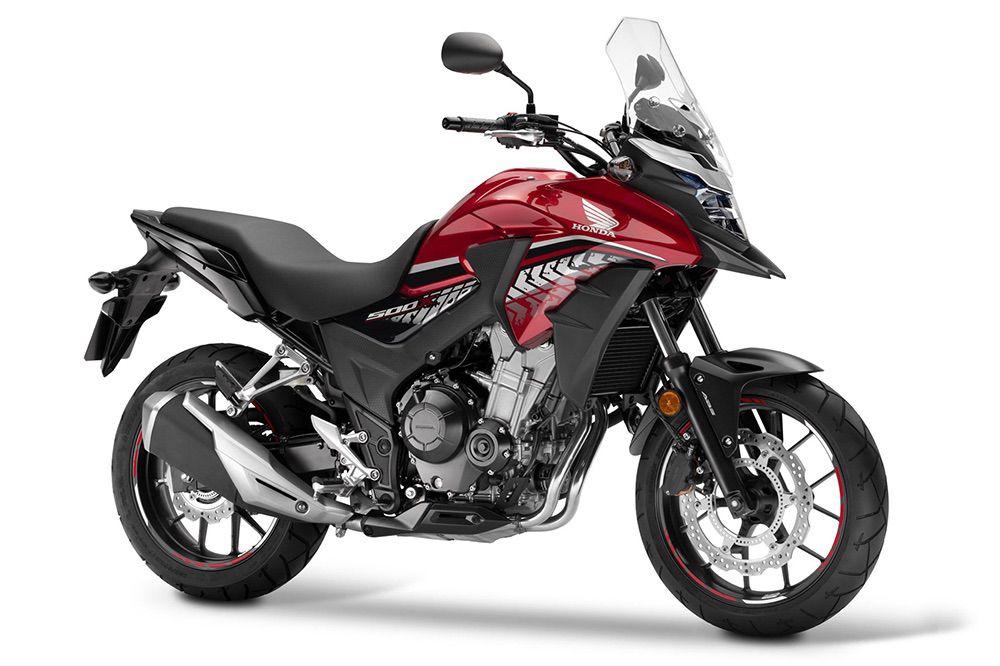 Motos Casco: Motos trail de ocasion