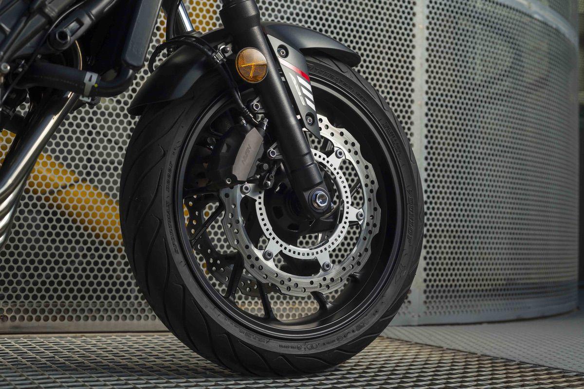 Disco delantero Honda CB650F y CBR650F