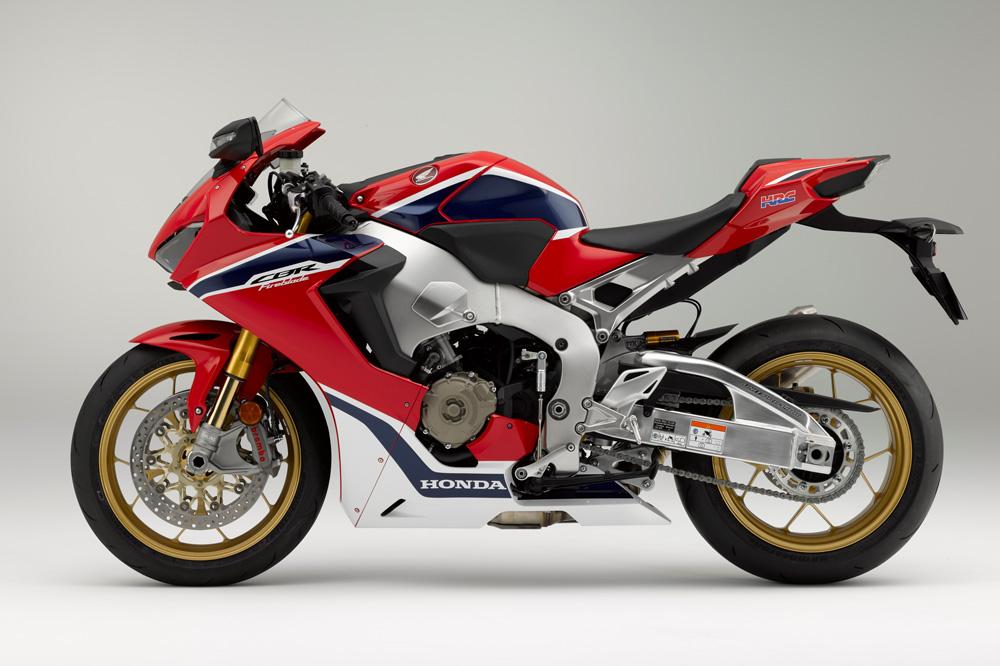 Honda CBR 1000 RR SP y SP2