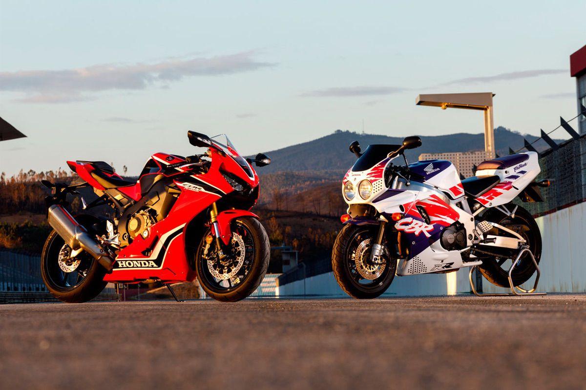 De las grandes motos deportivas al fenómeno de las naked