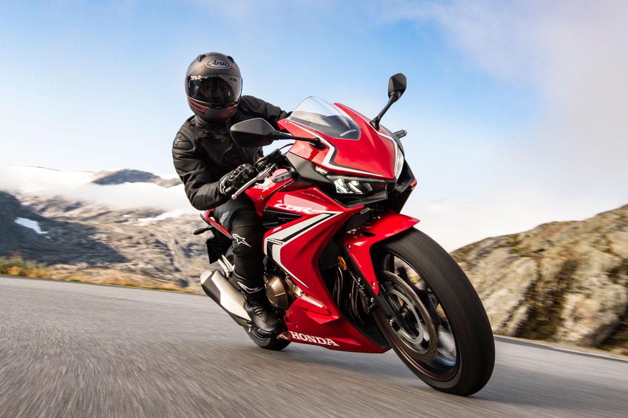 Honda CBR 500 R 2019