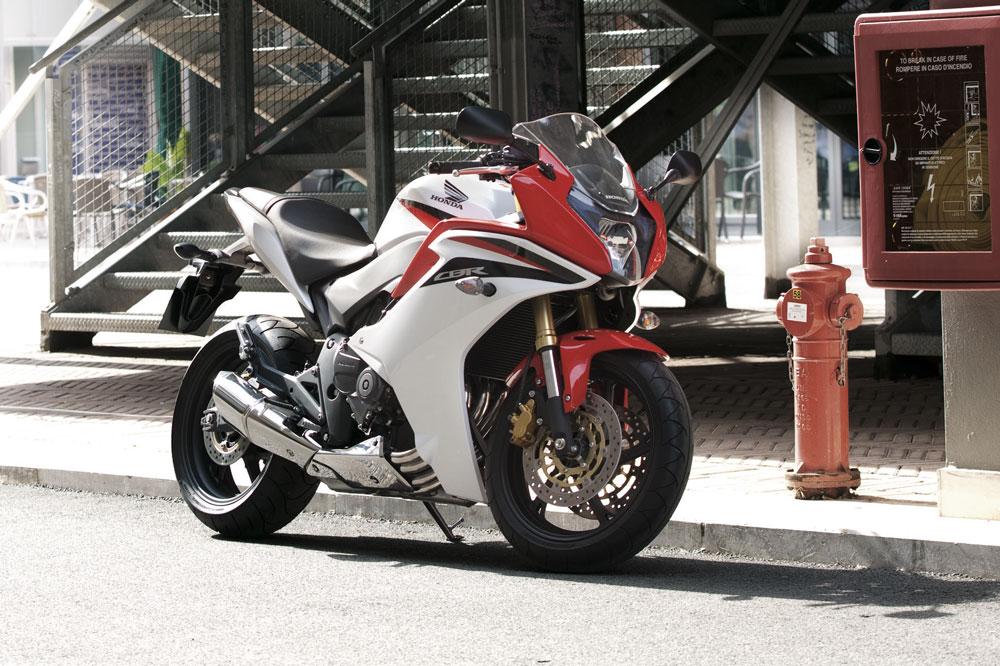 Honda CBR 600 F Todos sus modelos