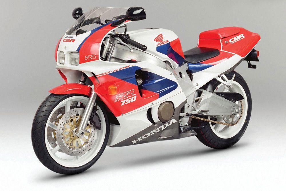 Honda CBR 750 RR Prototipo