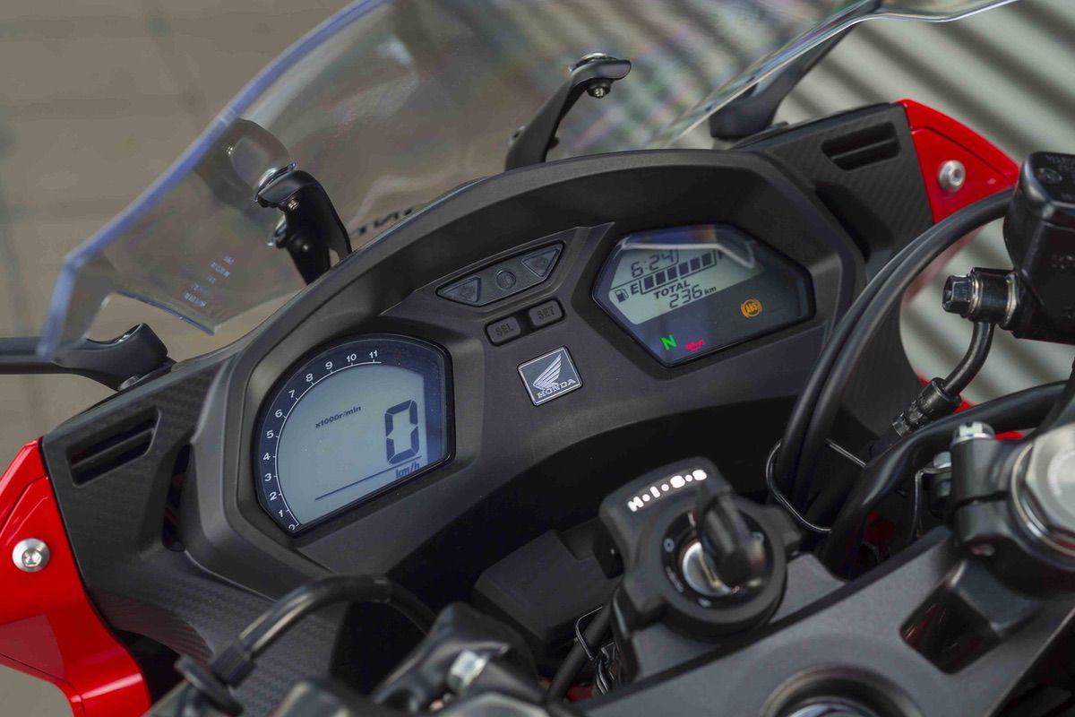 Cuadro de instrumentos Honda CB650F y CBR650F