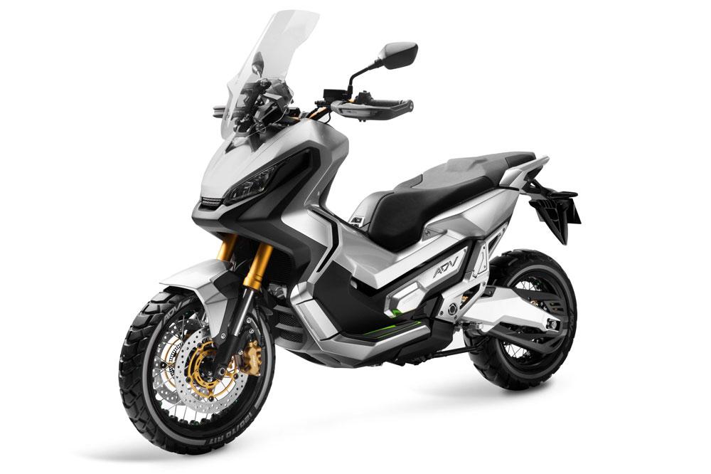 Honda X ADV City Adventure