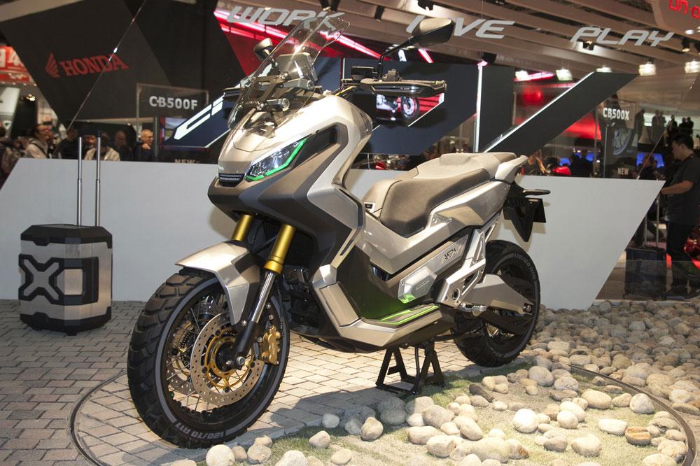 Honda X ADV City Adventure, del concept a la realidad