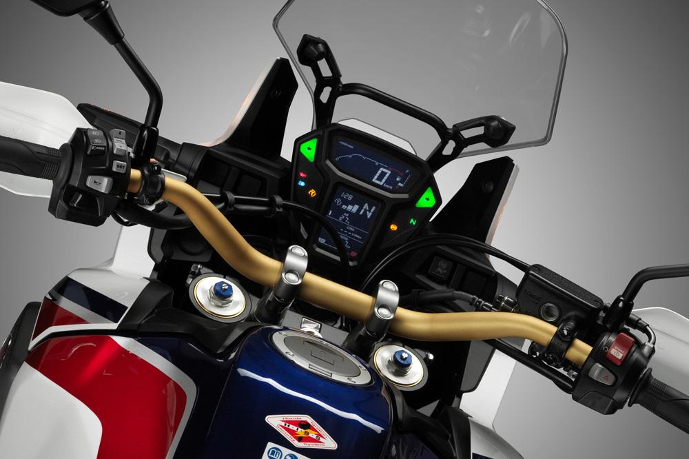 Cuadro de instrumentos de la Honda CRF 1000 L Africa Twin