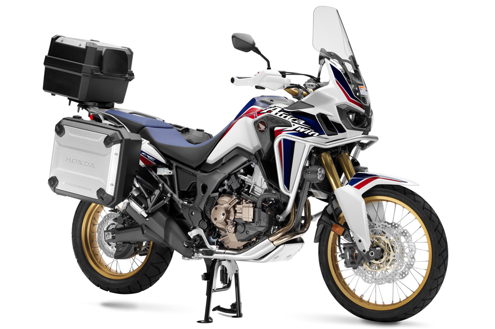 Honda CRF 1000 L Equipamiento