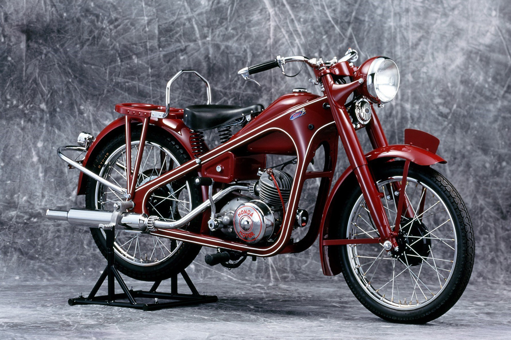 Honda Dream D Type de 1949
