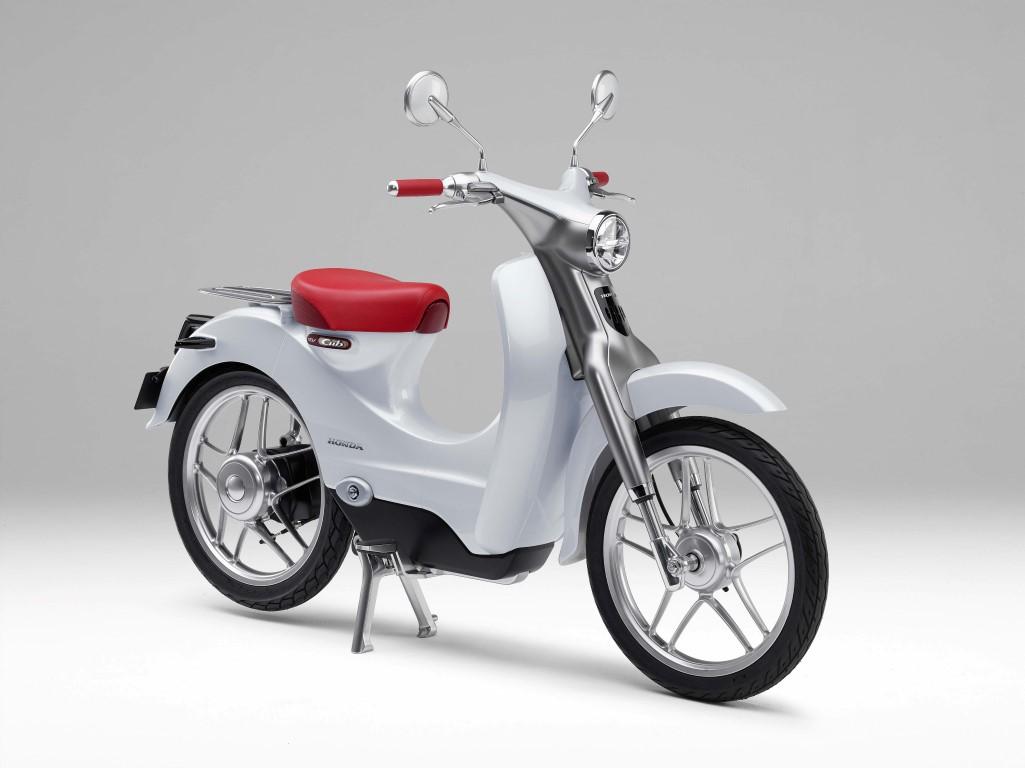 Honda E-cub 2018