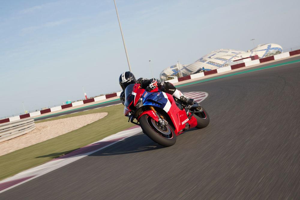 Honda CBR 1000 RR-R 2020