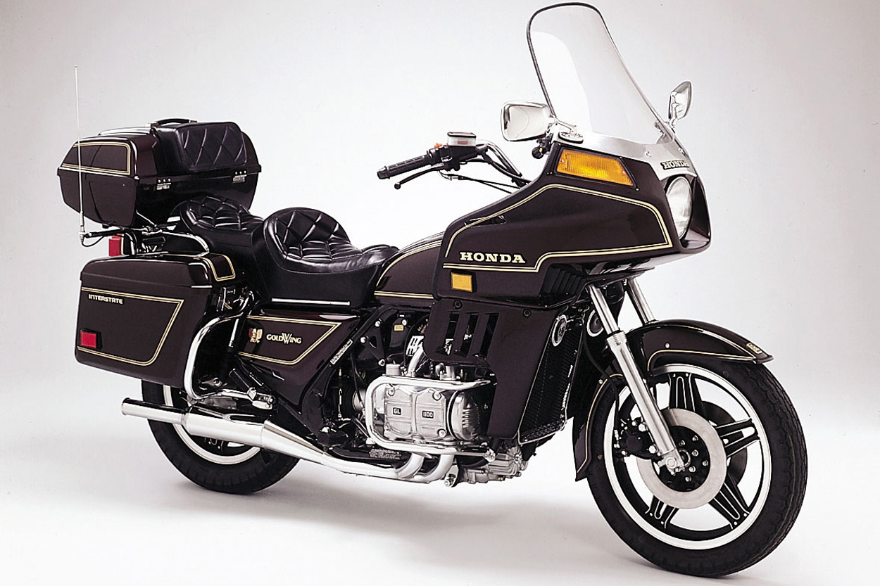 Honda GL 1100 Goldwing 1980