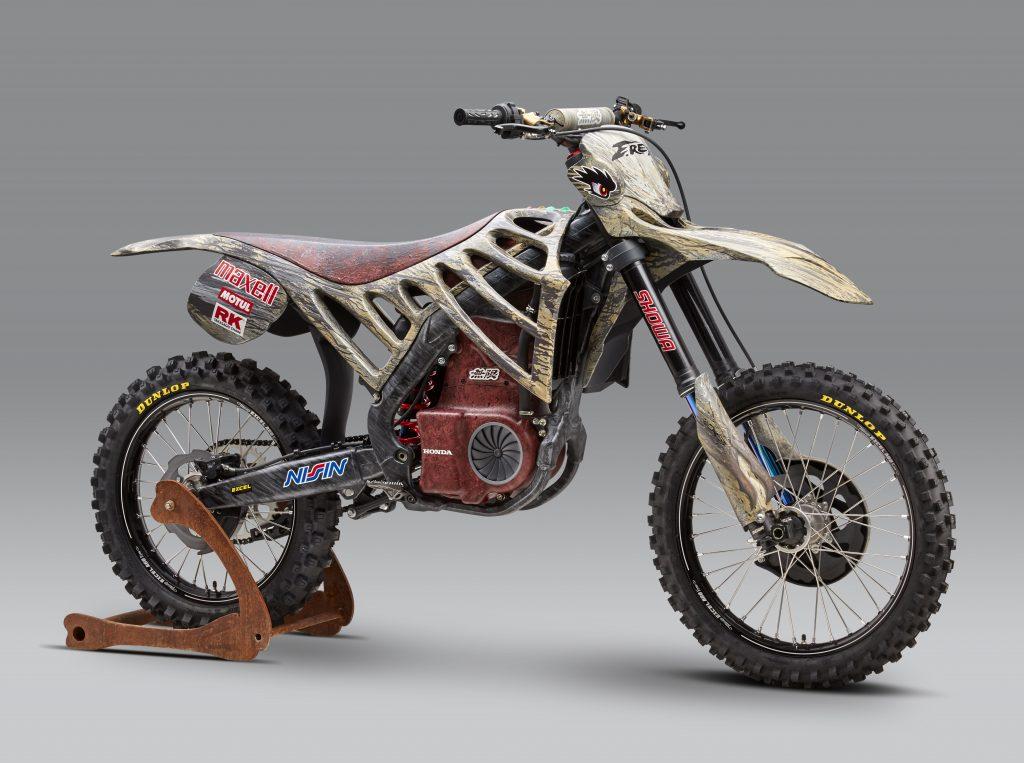 honda y mugen presentan moto de motocross el ctrica moto1pro. Black Bedroom Furniture Sets. Home Design Ideas