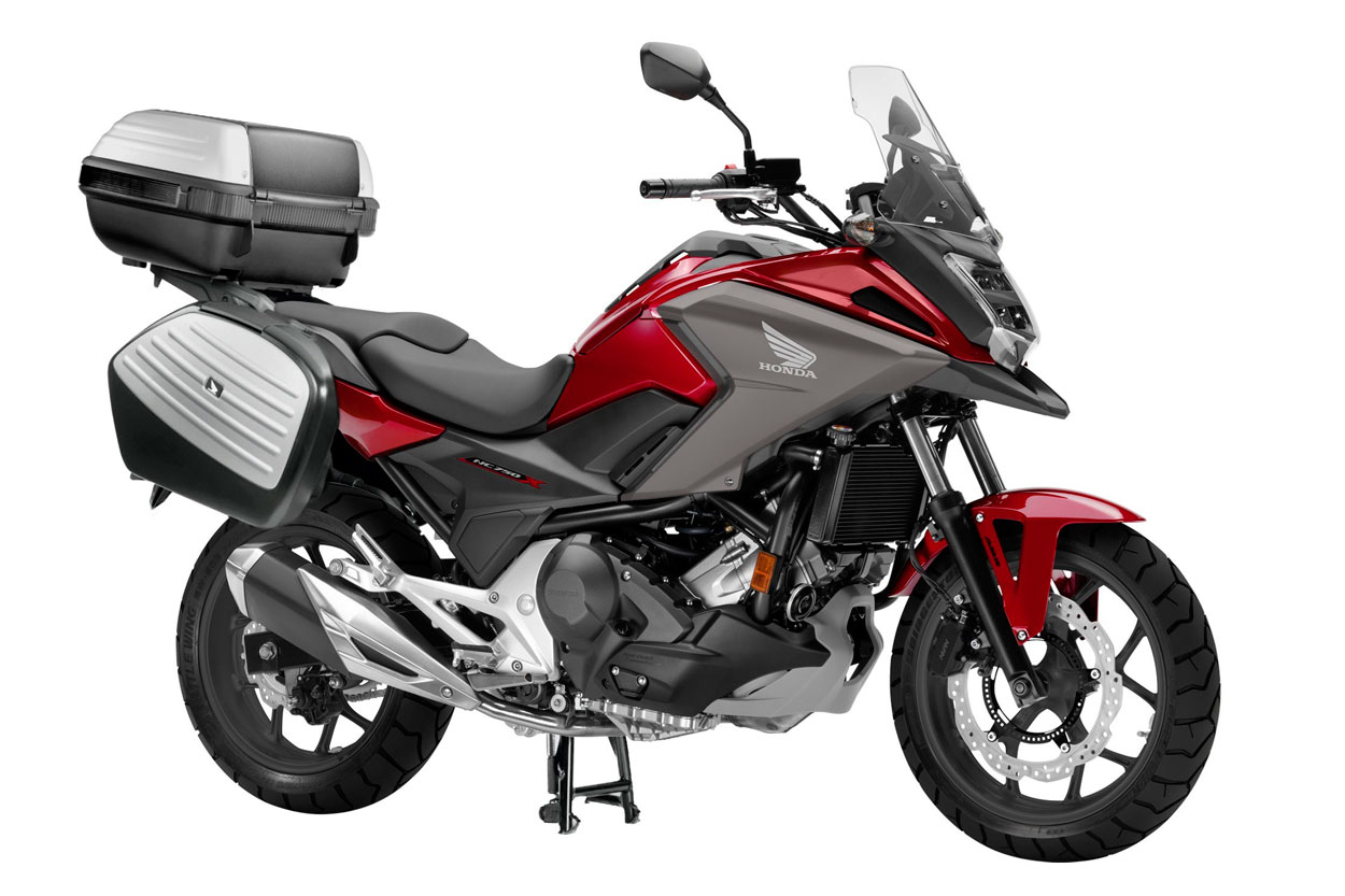 Honda NC 750X Travel Edition