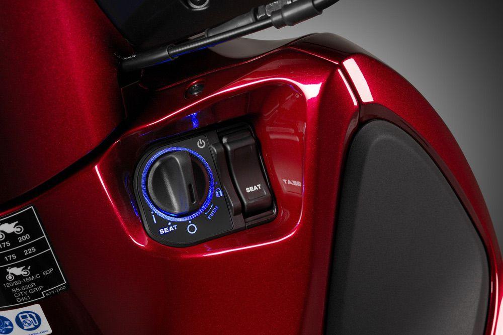 Honda SH 125 Scoopy Smart Key