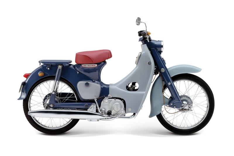 Modelos míticos de Honda