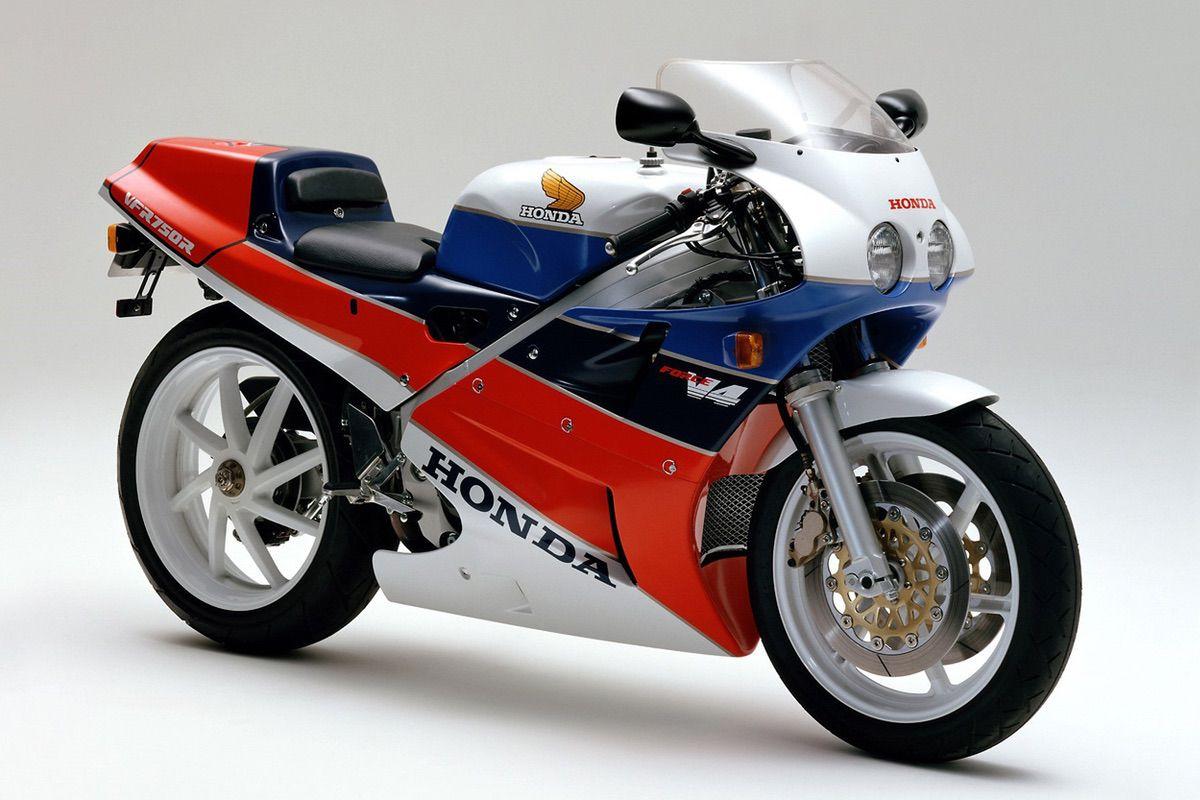 Honda VFR 750R de 1987