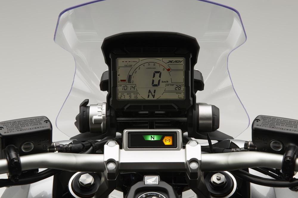 Cuadro instrumentos Honda X ADV