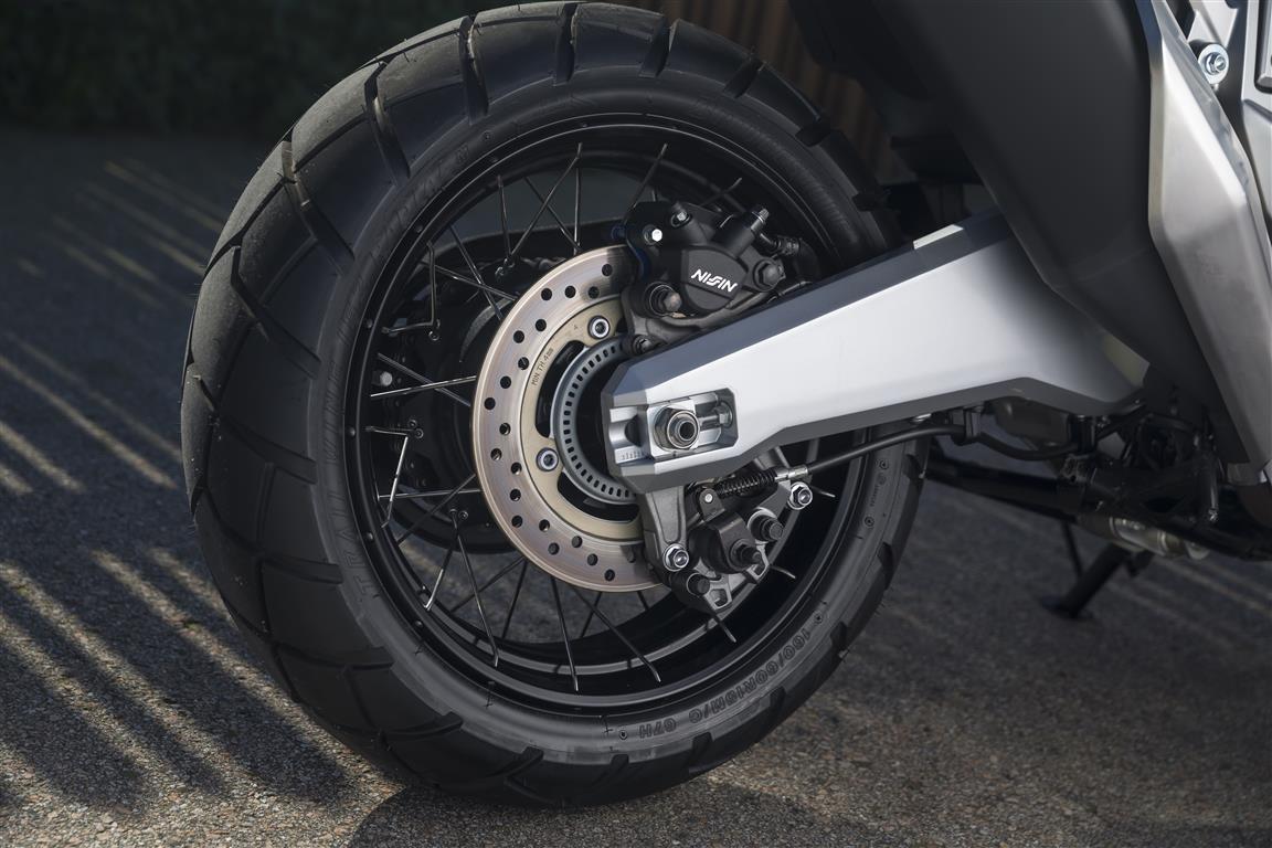 Prueba Honda X ADV
