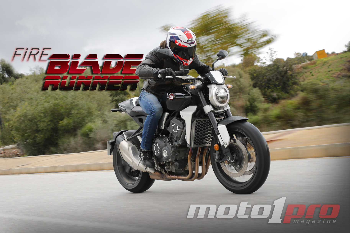 Honda CB1000R 2018 precio