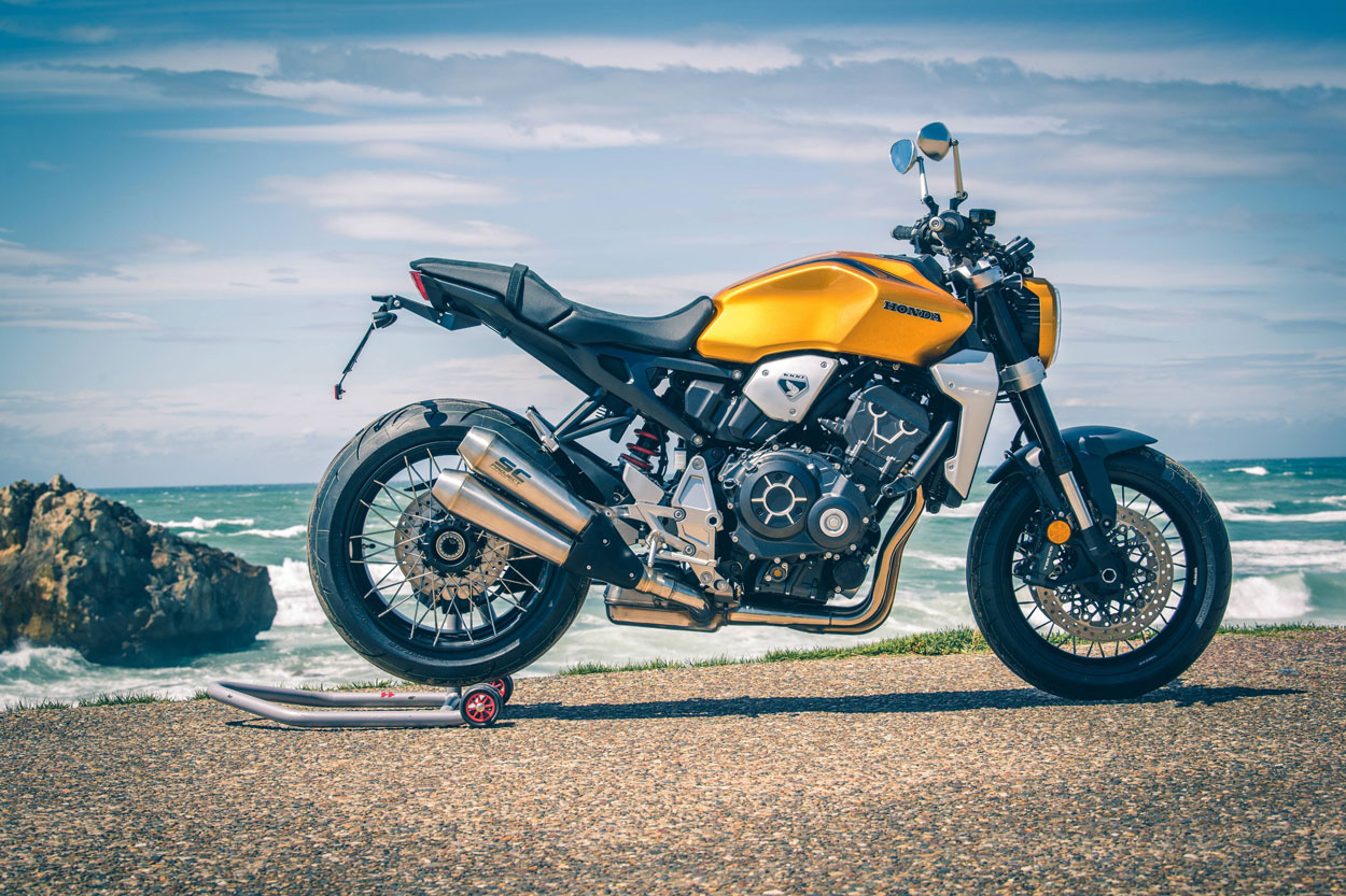 Honda CB 1000R Tribute