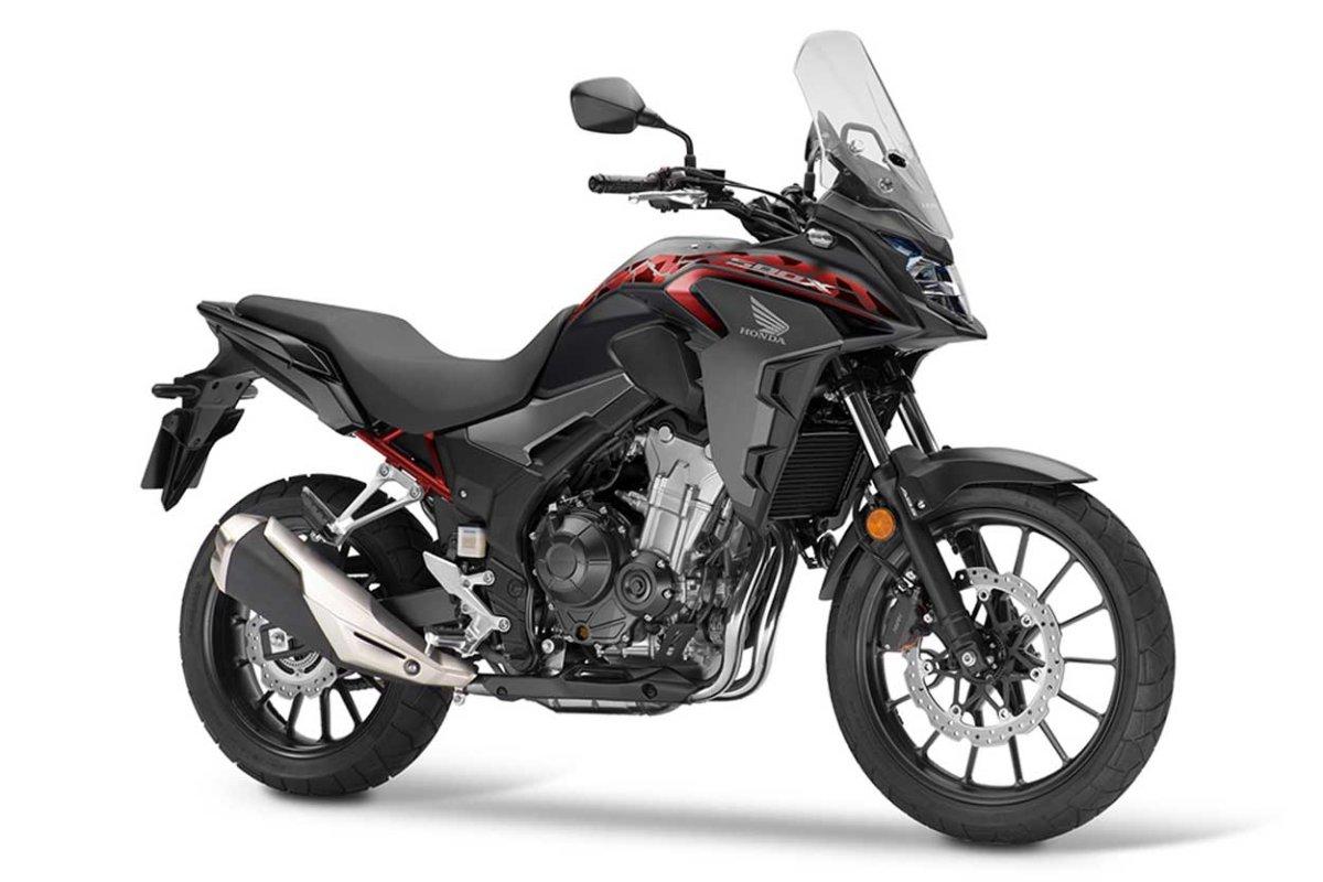 Las 30 motos trail más vendidas en España