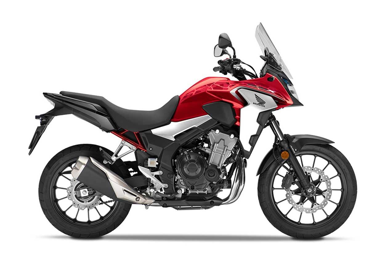Honda CB 500X 2021