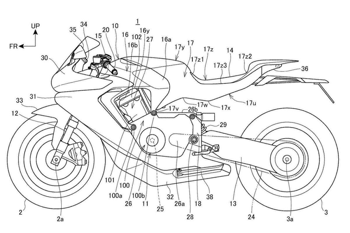 Nueva Honda CBR1000RR: 30 años después la Fireblade rompe moldes