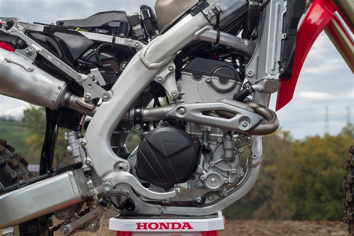 Honda CRF 250R motor
