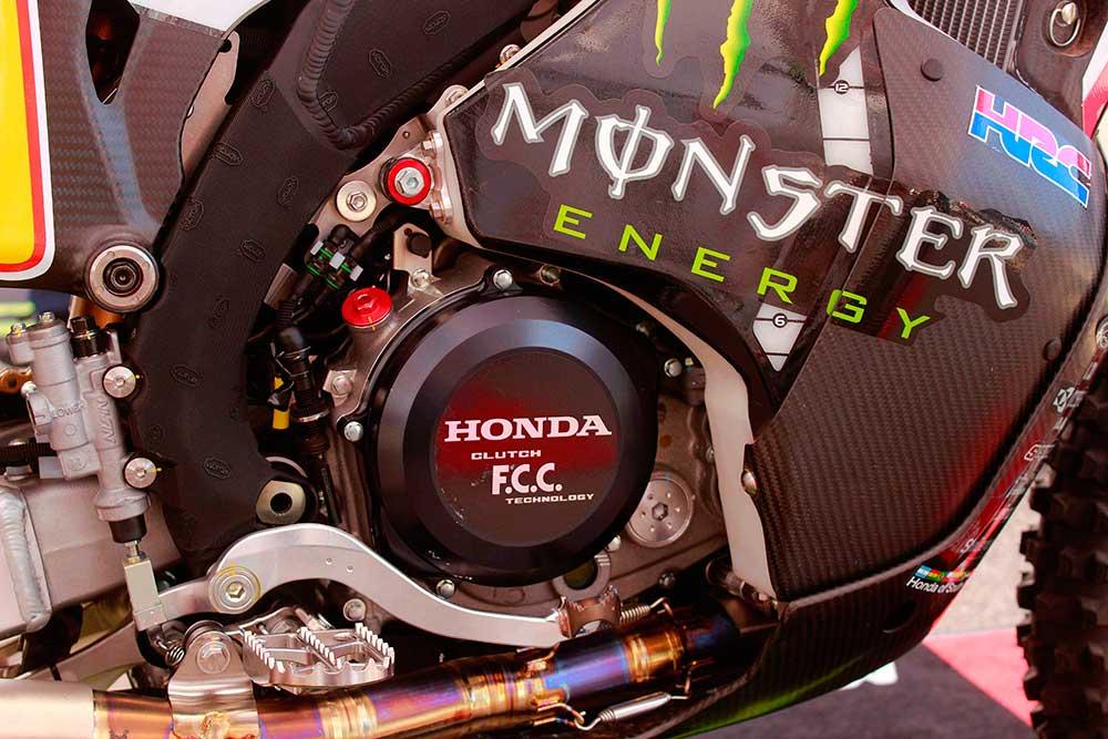 Moto Barreda