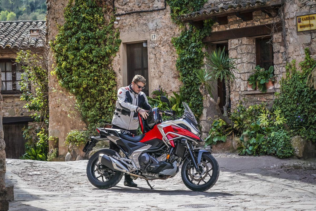 Prueba Honda NC750X DCT: La hora del recreo