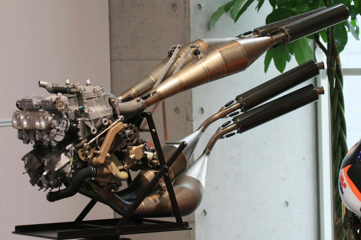 Motores 2T vs motores 4T