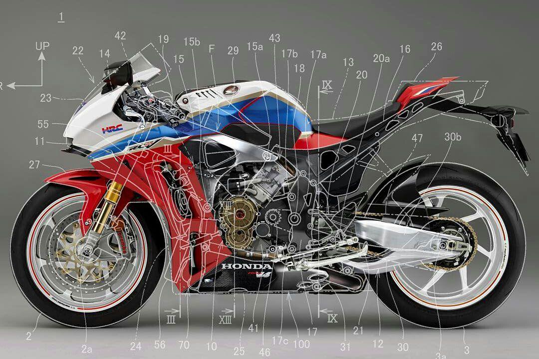 Honda RVF1000R