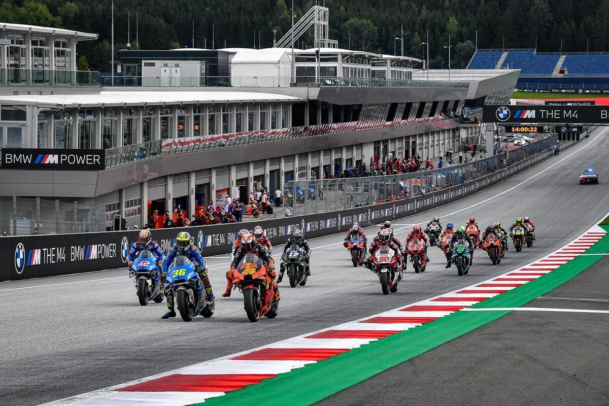Gran Premio de Estiria: Horarios