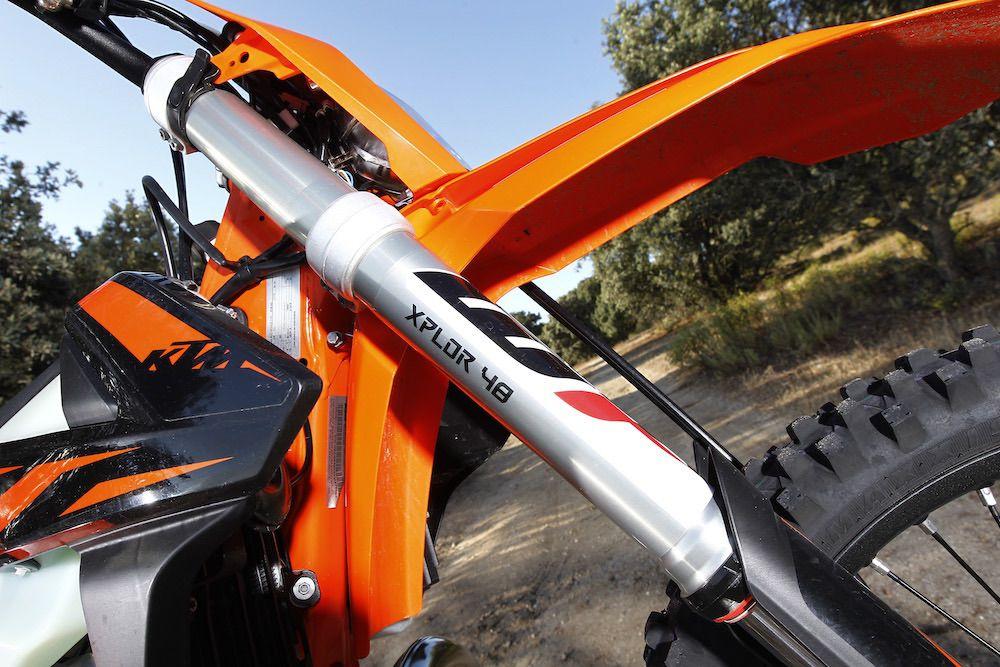 KTM EXC 250 TPI  '18 horquilla