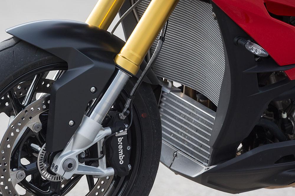 Horquilla moto