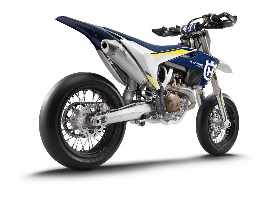 Husqvarna FS 450 2016 Supermoto