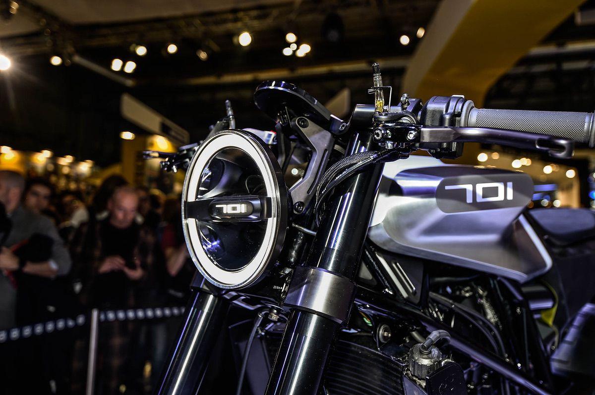 Husqvarna Vitpilen 701 Concept